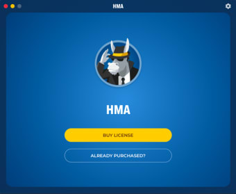 HMA! Pro VPN for Mac