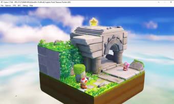 Cemu Wii U emulator