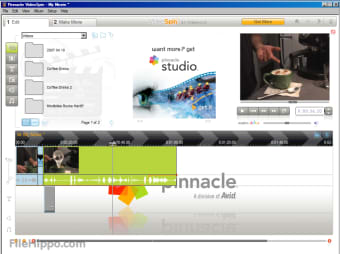 Download Pinnacle VideoSpin 2 0 0 669 for Windows