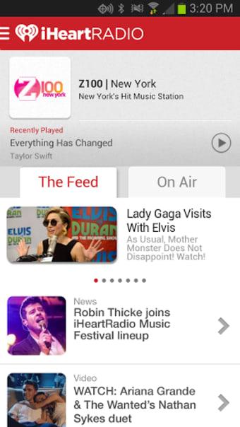 iHeartRadio: Radio Podcasts  Music On Demand