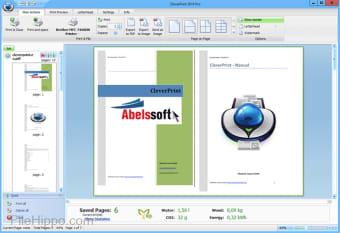 Download CleverPrint 8 0 for Windows - Filehippo com