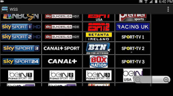 WSS 2.4 World Sports Streams