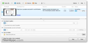 Télécharger MP4 Downloader 3 25 15 pour Windows - Filehippo com