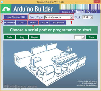 Download Arduino Builder 0 8 8 for Windows - Filehippo com
