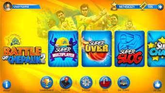 Chennai Super Kings Battle Of Chepauk 2