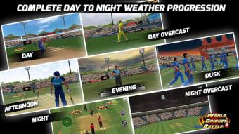World Cricket Battle 2 WCB2 - Multiple Careers