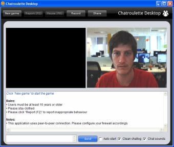 Chatroulette Desktop
