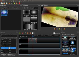 OpenShot Video Editor for Mac