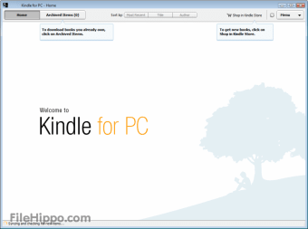 Download Kindle for PC 1 25 0 Build 52064 for Windows - Filehippo com