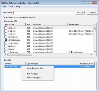 File & Folder Unlocker