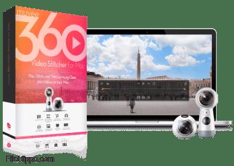 Muvee 360 Video Stitcher for Mac