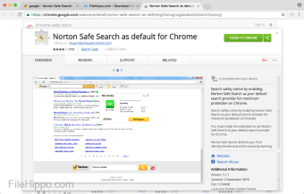 Download Norton Safe Search 3 8 0 1 For Windows Filehippo Com