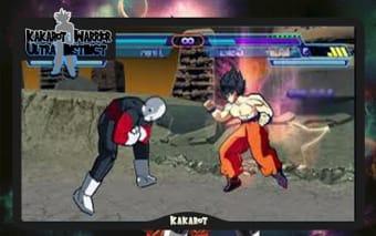 Super Kakarot Ultrat Instinct 2