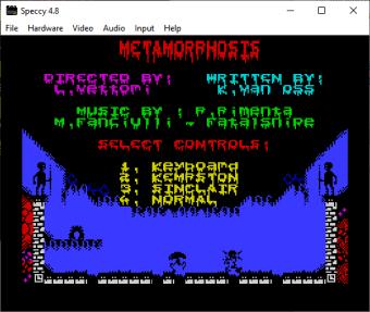 Metamorphosis Final game