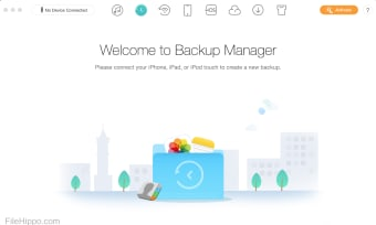 AnyTrans iPhone Manager for Mac