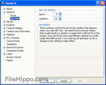 Download Tweak UI 2 1 for Windows - Filehippo com