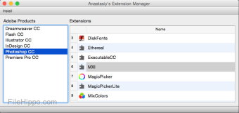 Anastasiy's Extension Manager for Mac