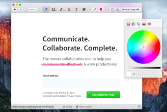 Droplr for Mac