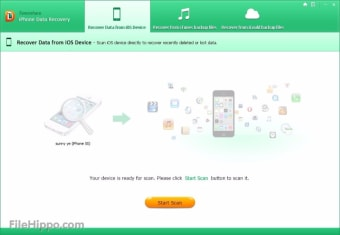 UltData - iPhone Data Recovery
