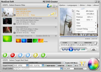 RealZeal DVD Creator