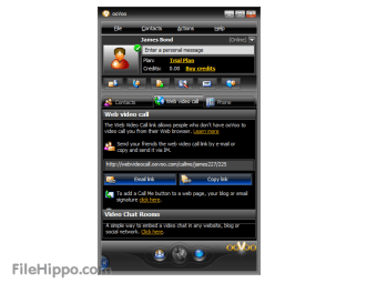 Download ooVoo 3 7 1 13 for Windows - Filehippo com