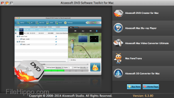 DVD Software Toolkit for Mac