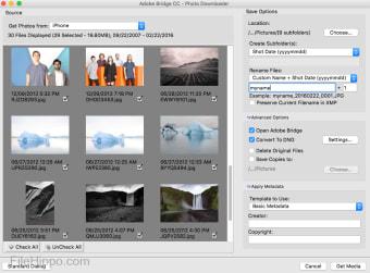 Adobe Bridge CC for Mac