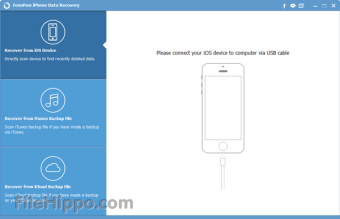 Download FonePaw iPhone Data Recovery 6 2 0 for Windows - Filehippo com