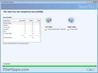 SyncToy 32-bit