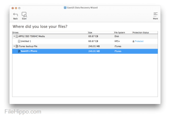 Download EaseUS Data Recovery Wizard for Mac Free 11 8 for