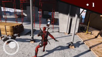 Deadpool Simulator 2018
