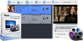 MacX HD Video Converter Pro for Windows