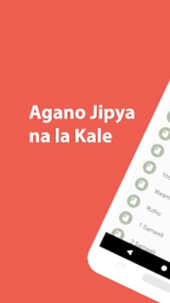 Biblia Takatifu Swahili Bible offline
