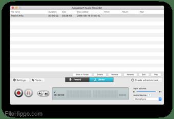 Apowersoft Free Online Audio Recorder