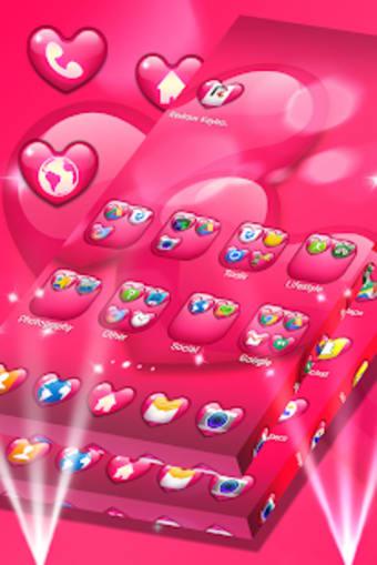 Love Theme Launcher