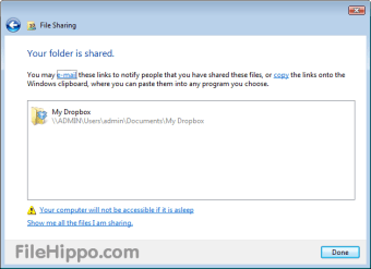 Download Dropbox 74 4 115 for Windows - Filehippo com