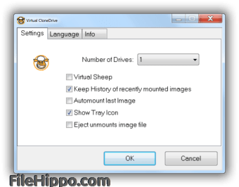 Download Virtual CloneDrive 5 5 0 0 for Windows - Filehippo com