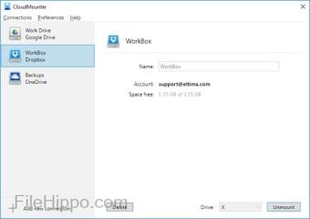 Download CloudMounter for Windows 1 5 1105 for Windows - Filehippo com