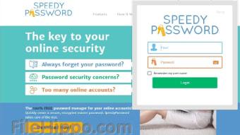 SpeedyPassword