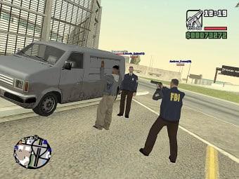 SA-MP: multiplayer mod for GTA San Andreas