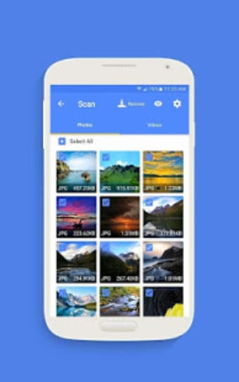 EaseUS MobiSaver - Recover Video Photo  Contacts
