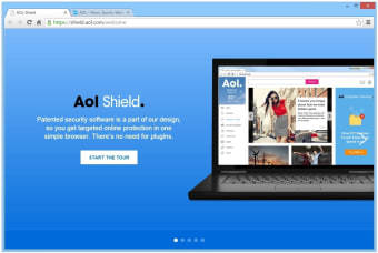 AOL Shield Browser
