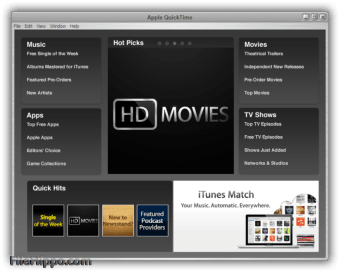 quicktime player download gratis