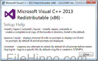 microsoft visual c++ 2012 windows 7 32 bit download