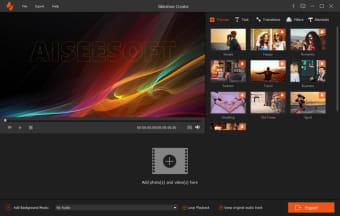Aiseesoft Slideshow Creator