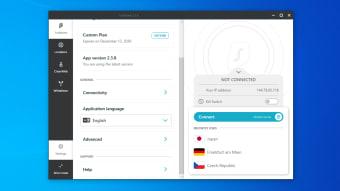 Surfshark VPN for Windows