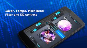 DJ Mixer 2019 - 3D DJ App