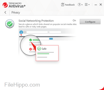 Download Trend Micro AntiVirus+ 12 0 for Windows - Filehippo com