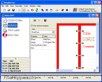 Download DeepBurner 1 9 0 228 for Windows - Filehippo com