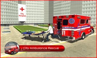 Ambulance Rescue Game 2017
